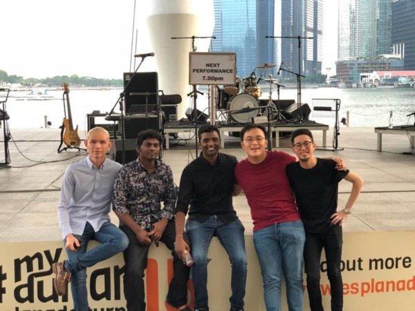 esplanade exchange 2018 singapore